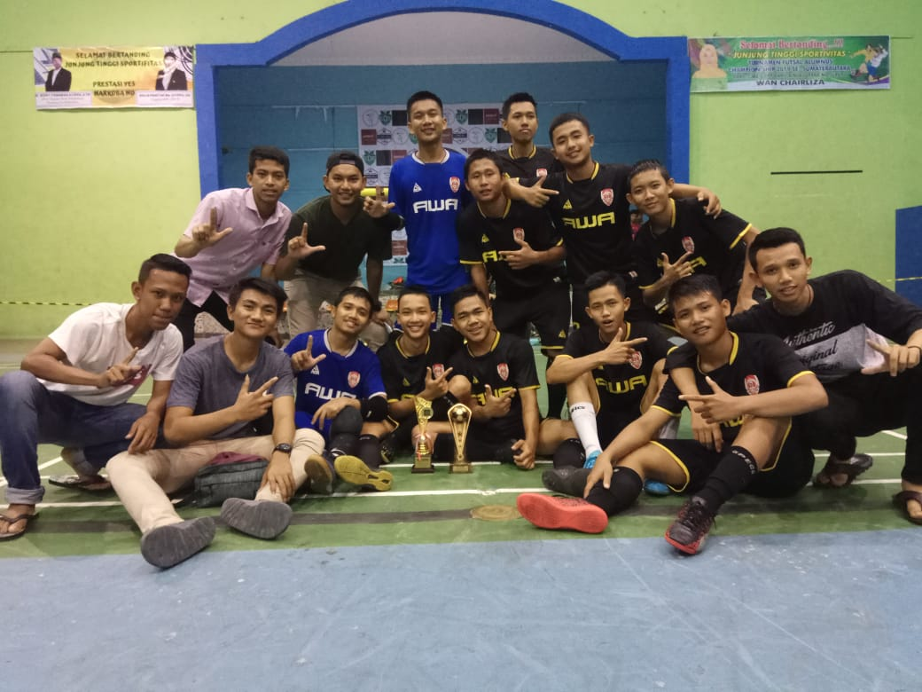 Runner Up Alumnus Cup 2019