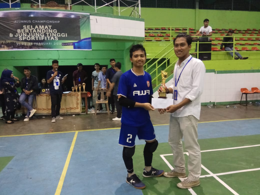 Best Keeper Alumnus Cup 2019