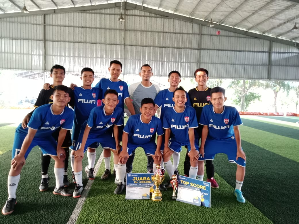 Peringkat 3 After Nine LP3i Futsal League 2019