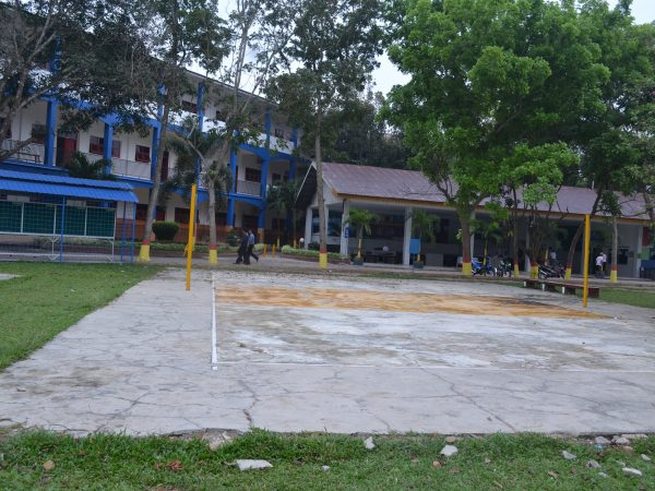 Lapangan Bola Volly